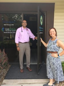 Drs Vannaman & Ahmed: Health Suite 110 Open for Business!