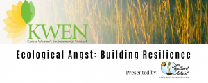 Ecological Angst: Developing Resilience @ ECM