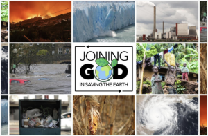 Joining God in Saving the Earth: Mobilizing for Action on the Climate Crisis @ Central Seminary